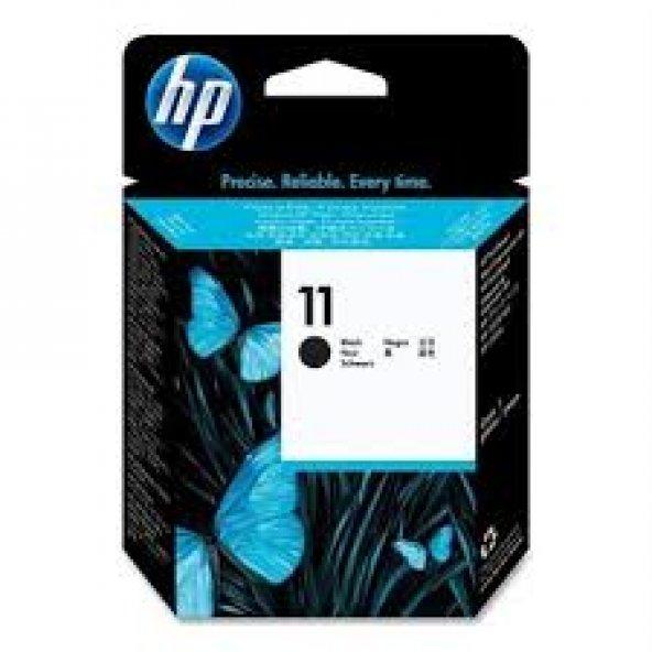 HP 11 Siyah Baskı Kafası (C4810A)