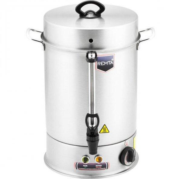 Remta Sıcak Su Otomatı Makine 50 Lt 500 Bardak Su Isıtıcısı