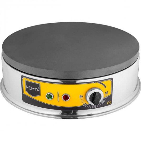 Remta Krep Bazlama Gözleme Pişirme Seti Makinası Elektrikli