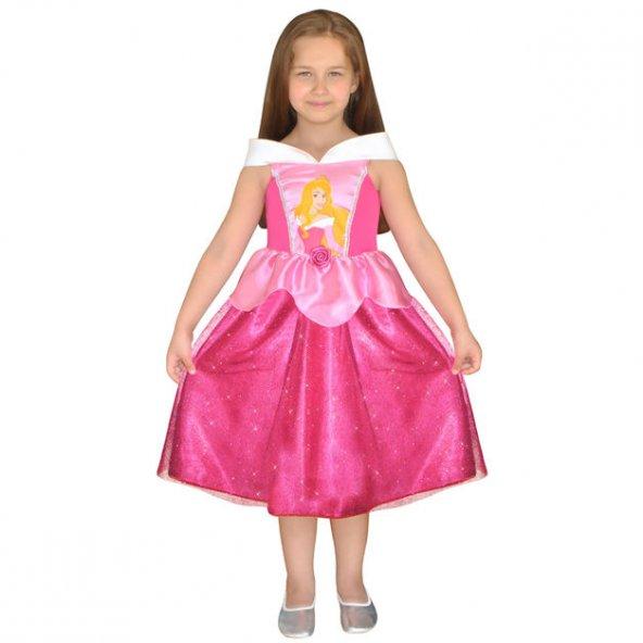 MEGA OYUNCAK  Disney Aurora Uyuyan Güzel Kostüm 10-12 Yaş