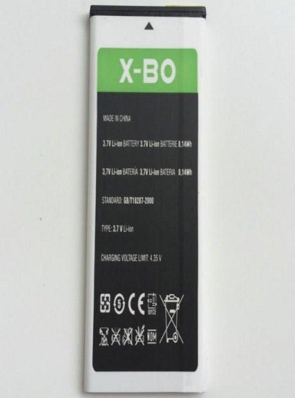 2200 mAh Smartphone pil X-BO V5 MTK6572 çift çekirdekli Android 4