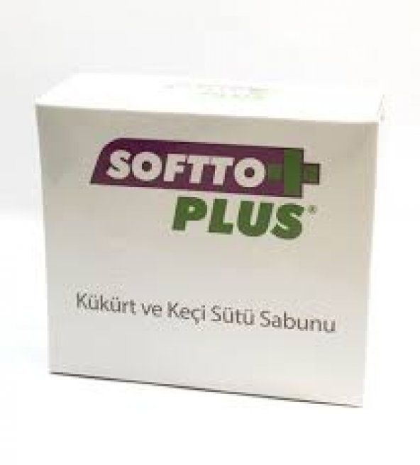 Softo Plus Kükürt Ve Keçi Sütü Sabunu