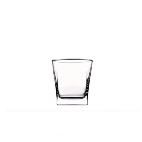 Paşabahçe 41290 Carre Viski Su Meşrubat Bardağı 6 Adet
