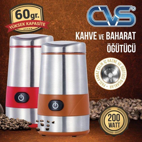 CVS DN 1910 Kahve Ve Baharat Öğütücüsü, Değirmeni