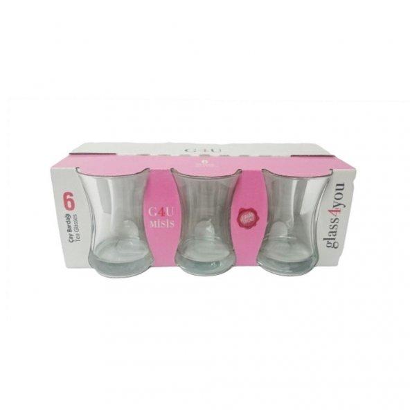 Paşabahçe Glass4you 1077811 Çay Bardağı 160 cc