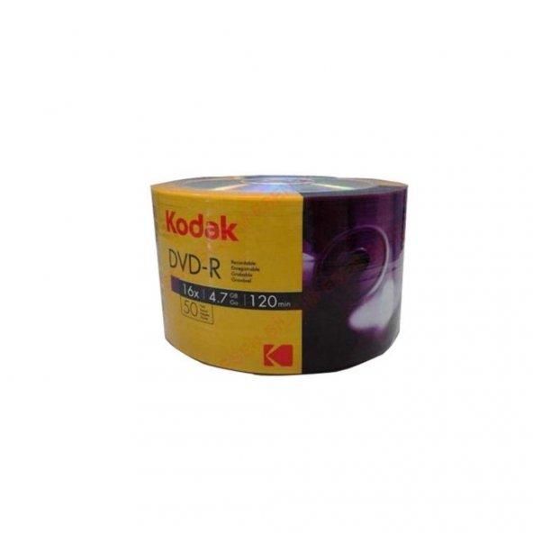 KODAK DVD+R 16X 4.7 GB 50Lİ PAKET