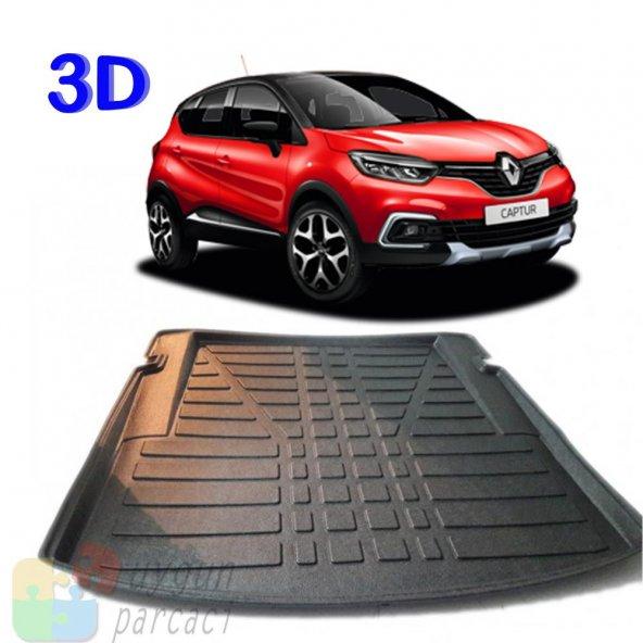 Volkswagen Passat B8 (2015 ve Sonrası) 3D Bagaj Havuzu - A Kalite