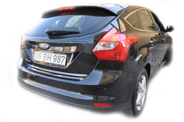 Spider Ford Focus 3(11-14) Bagaj Alt Çıta Krom HB