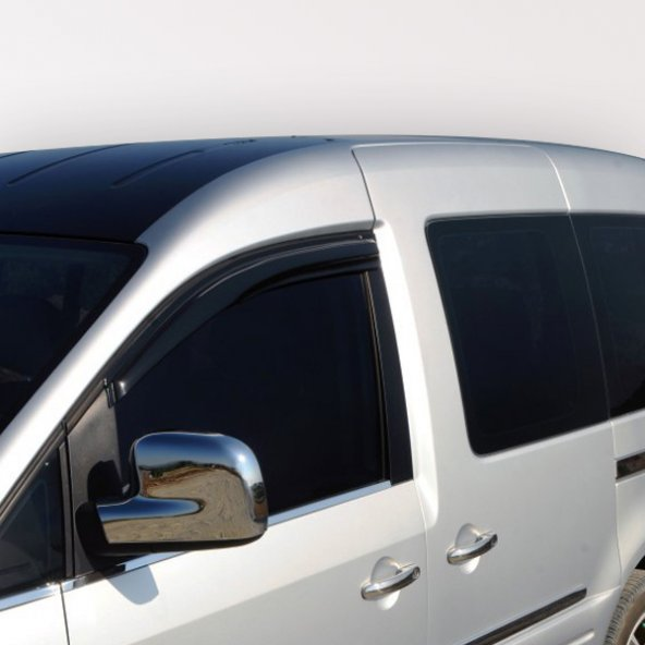 Spider Volkswagen Caddy(10-14) Cam Çıtası 4 Prç  Krom