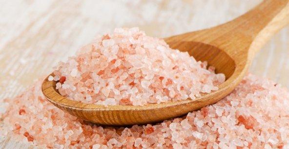 HİMALAYA TUZU 500Gr organik kristal