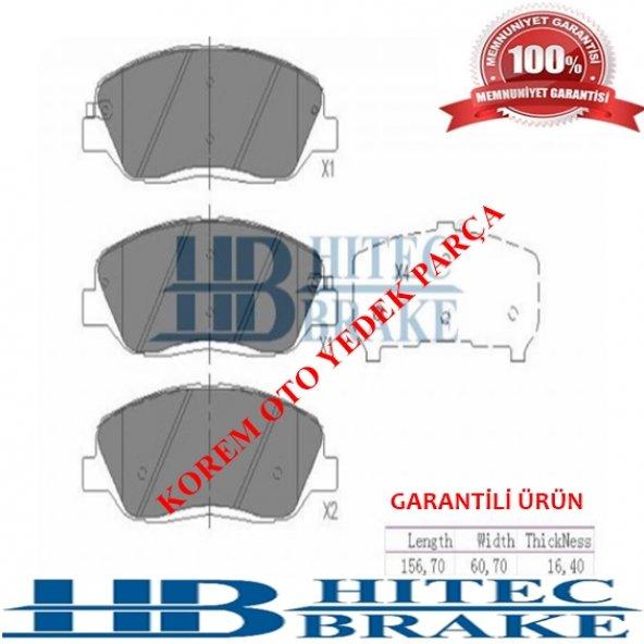 HYUNDAİ SANTAFE-H350-SORENTO 2009- SONRASI ÖN BALATA