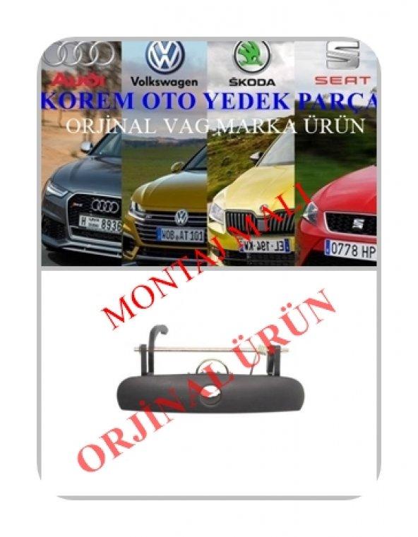 6Q6827565B VOLKSWAGEN 2001-2009 BAGAJ AÇMA DIŞ KOLU
