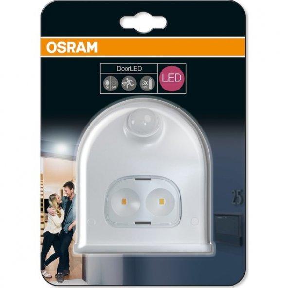 Osram Doorled Çift Sensörlü Kapı Önü Aydınlatması Beyaz Kasa