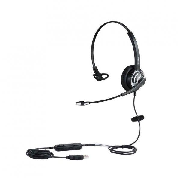 Çağrı Merkezi Kulaklığı Persephone USB Kulaklık Seti