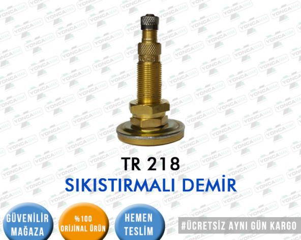 SİBOP TR 218 SIKIŞTIRMALI