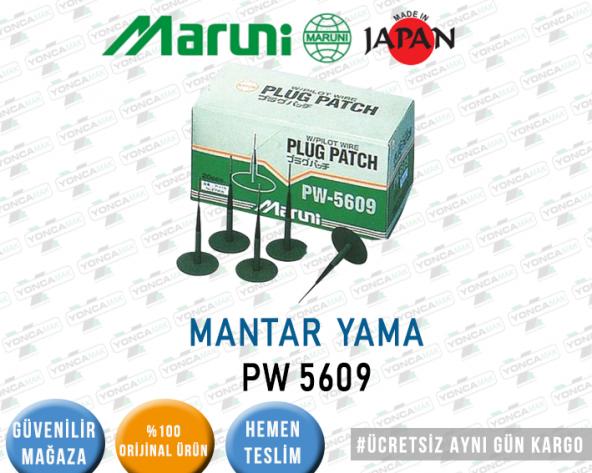 LASTİK YAMASI MARUNI MANTAR YAMA PW 5609 56x9 MM