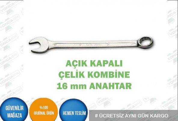 Kombine Anahtar 16 mm