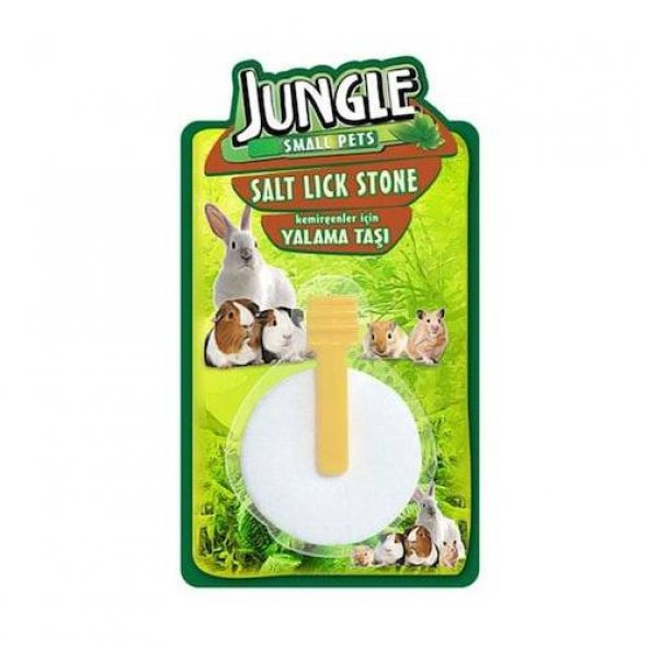 Jungle Kemirgen Yalama Taşı Skt:05/21
