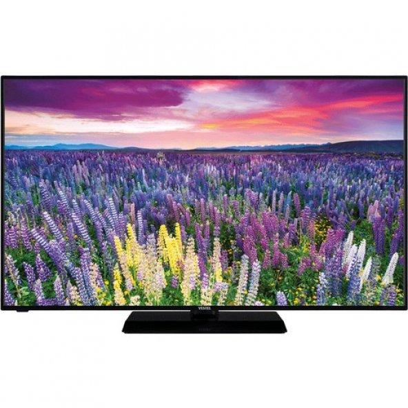 Vestel 49UD8200 49'' 123 Ekran Uydu Alıcılı 4K Ultra HD Smart LED TV Vestel