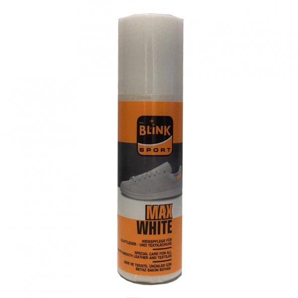 Blink Max White Beyaz Ayakkabı Boyası