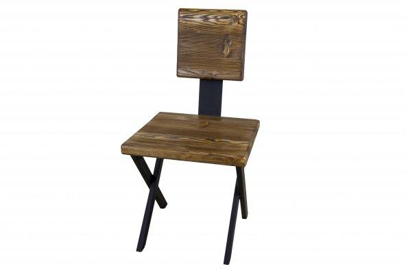 Masif Ahşap Sandalye