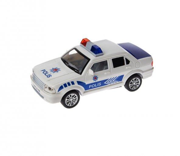 Birlik Oyuncak Polis Arabasi 6 li
