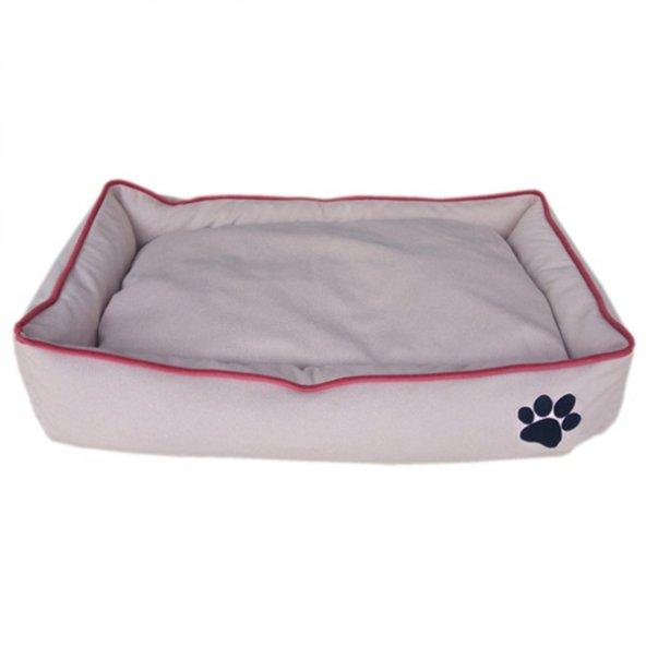 Nohov Tay Tüyü Köpek Yatağı Small 15*40*60 cm Pudra