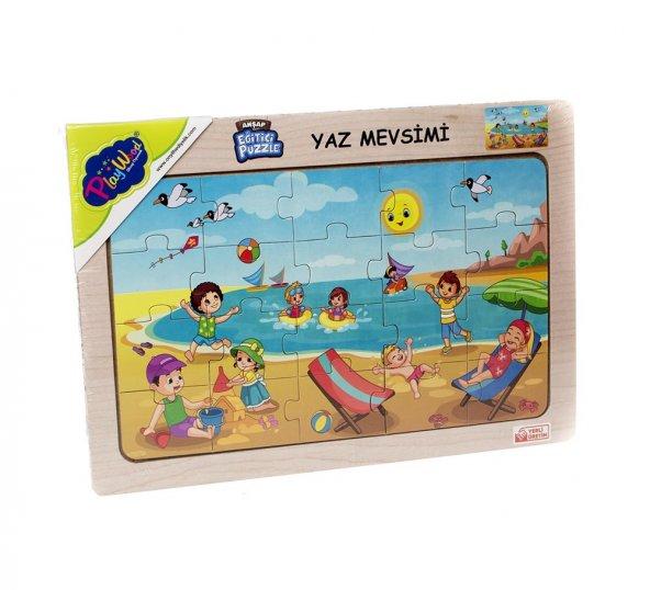 Onyil Oyuncak Yaz Mevsimi Puzzle