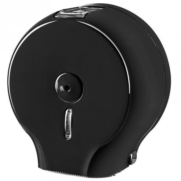 Palex 3444-S Jumbo Tuvalet Kağıdı Dispenseri Siyah