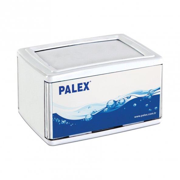 Palex 3536-0 Yatay Peçetelik Ağır Beyaz