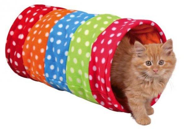 Trixie kedi ve yavru köpek tüneli ø 25 × 50 cm