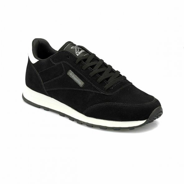 Kinetix Lover S Günlük Rahat Yürüyüş Erkek Spor Ayakkabı Siyah