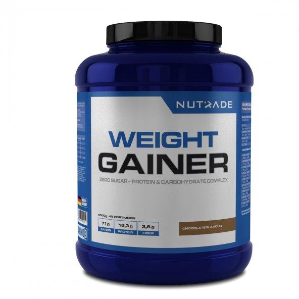 NUTRADE WEIGHT GAINER 4.5kg