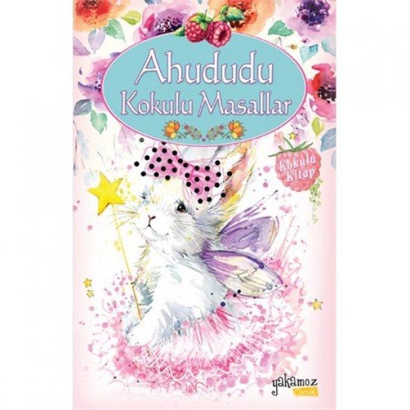 Ahududu Kokulu Masallar-Kolektif