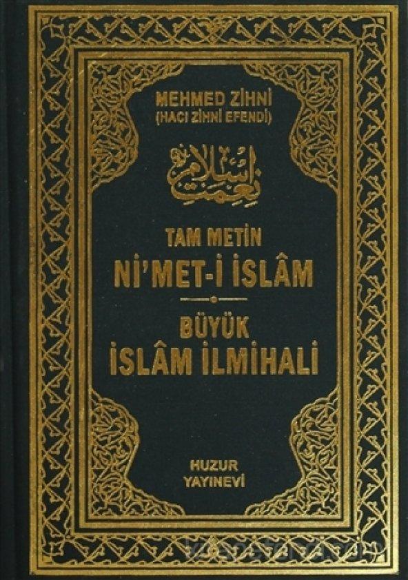 Nimet-i İslam Büyük İslam İlmihali (Kitap Kağıdı)