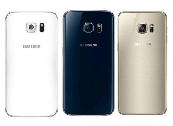 Samsung Galaxy S6 Arka Kapak