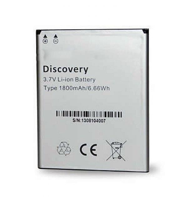 General Mobile Discovery 1 Batarya E3 Pil