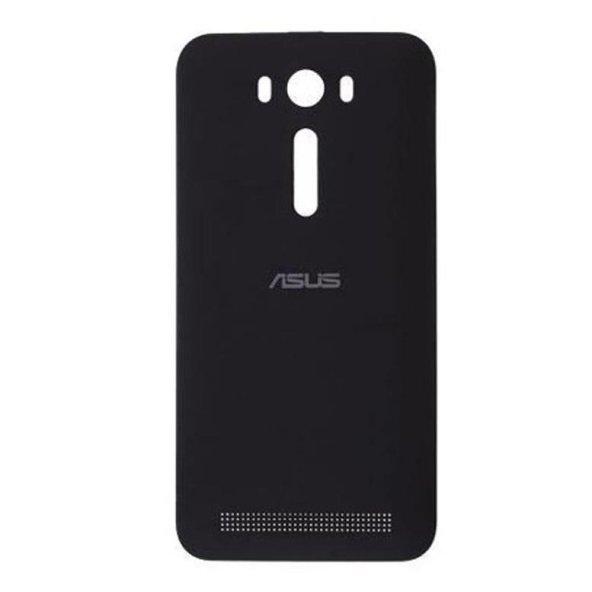 Asus Zenfone 2 Arka Pil Kapağı Ally-Siyah