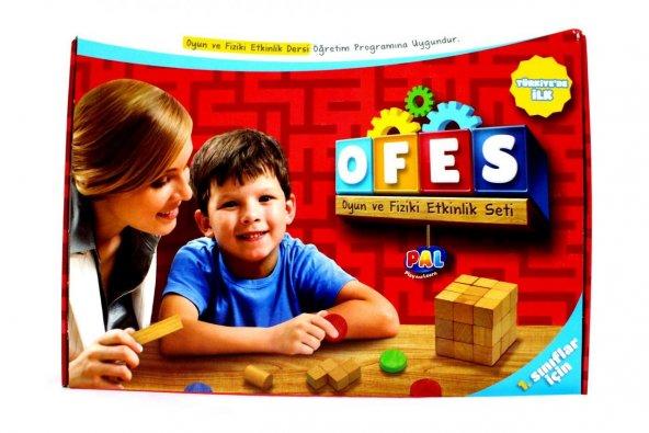 Pal 1. Sınıf Oyun ve Fiziki Etkinlik Seti (OFES)