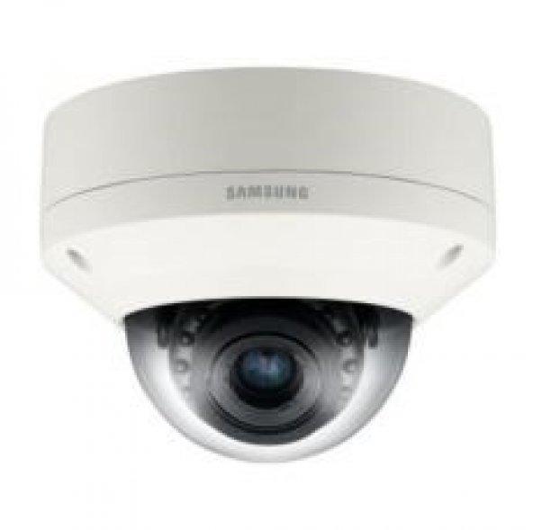 Samsung SNV-6085RP 2MP 10-23mm 2.3X MotorizeLens SD/SDHC Kartlı POE IP  Dome Kamera