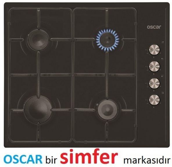 OSCAR 3215 ANKASTRE OCAK GAZ KESME EMNİYETLİ