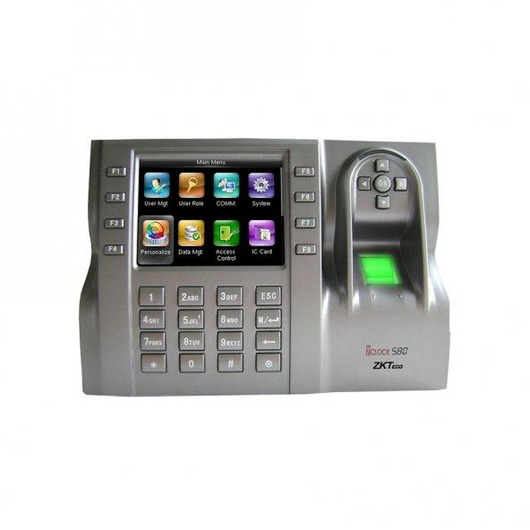 iClock 580 Parmak İzi Okuyucu ZkTeco