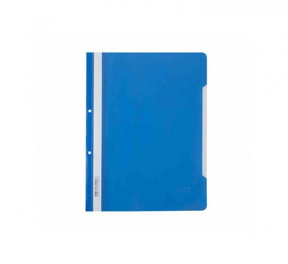 Kraf Telli Dosya Mavi 50'li Paket