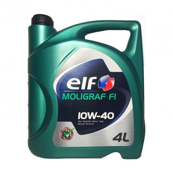 Elf Moligraf F1 10W40 4L Motor Yağı