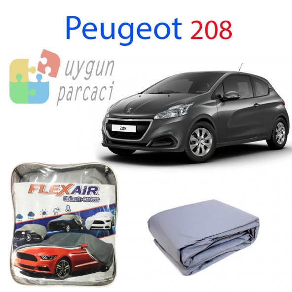 Peugeot 208 Oto Koruyucu Branda 4 Mevsim ( A+ Kalite )