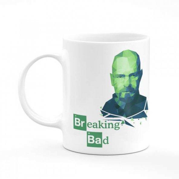 Breaking Bad - Heisenberg Baskılı Kupa