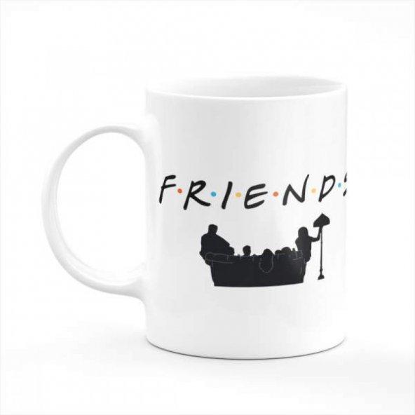 Friends Baskılı Kupa