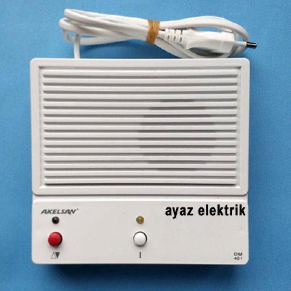 1 li Diafon Konuşma Merkezi, Çaycı-Odacı-Kapıcı Diyafon