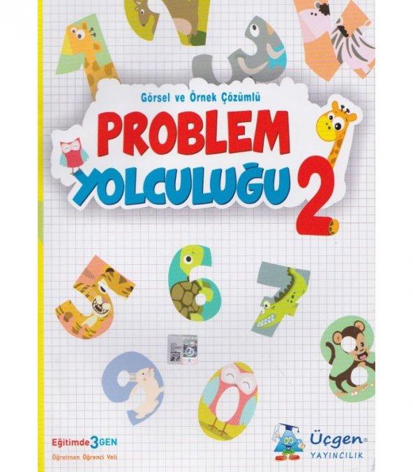 2. Sınıf Problem Yolculuğu Üçgen Yayıncılık
