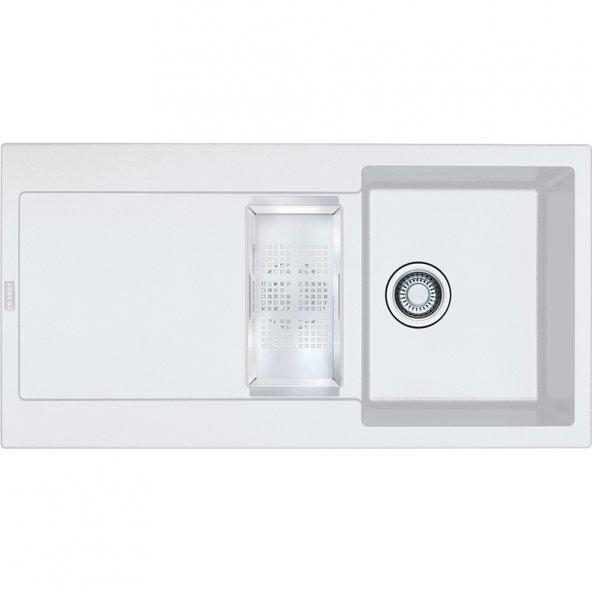 Franke Maris MRG 651 Granit Bianco Evye